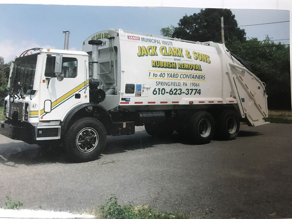 About Jack Clark & Sons | Delaware County Waste Removal Company